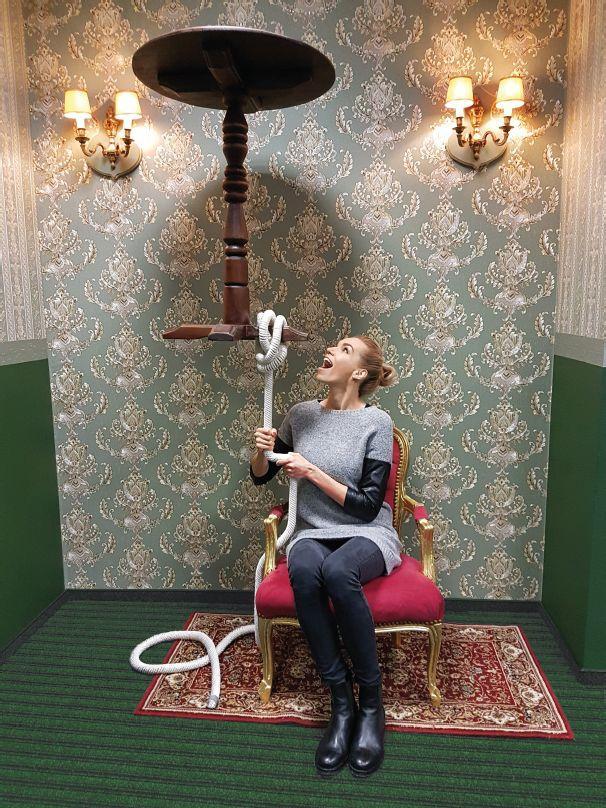 Hanka - levitační stoleček malá