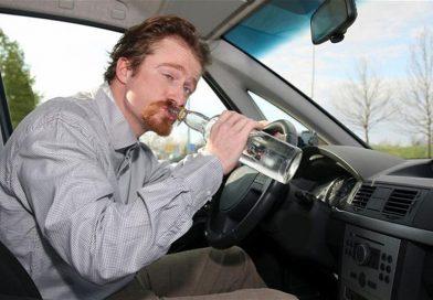 Poznáte v běžné dopravě opilého řidiče?