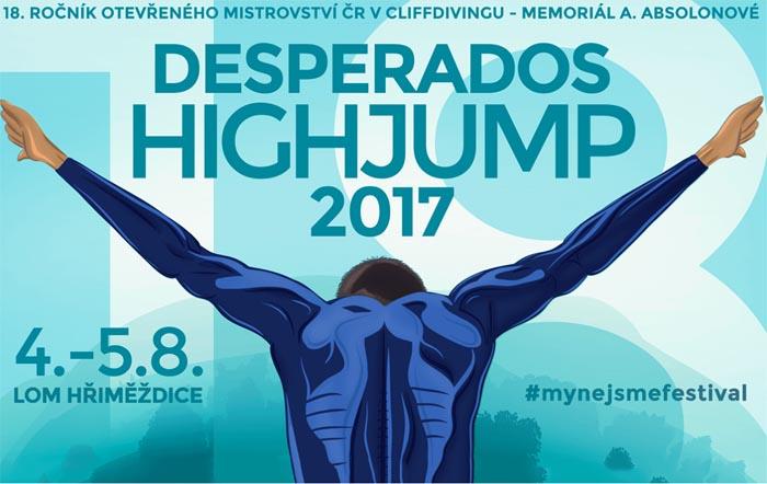 Osmnáctý ročník Desperados Highjump 2017