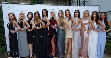 Finalistky České Miss 2017