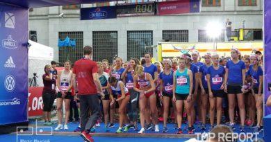 adidas Běh pro ženy 5 km 2017