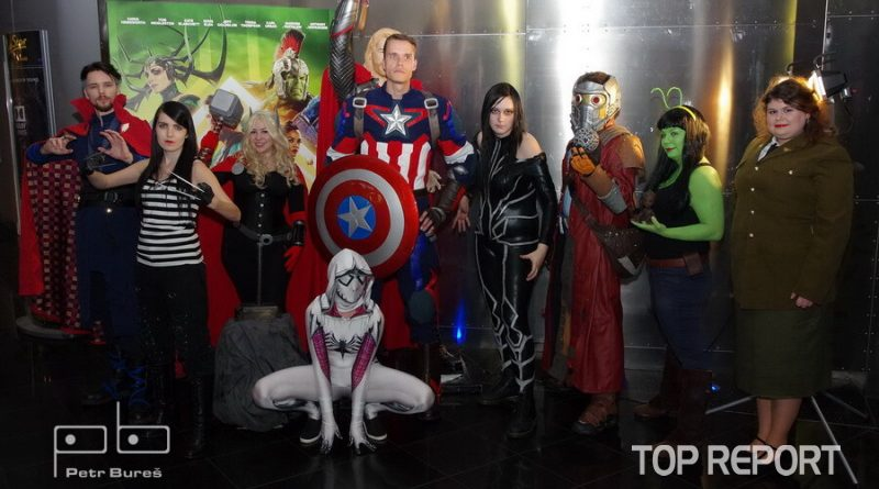 Marvelovské postavy