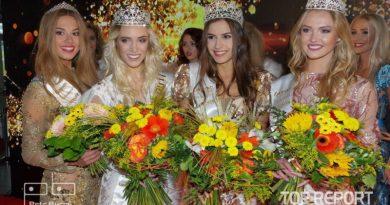 Petra Ejemová, Iveta Mauerová, Angelika Kostyshynová a Kristýna Malířová