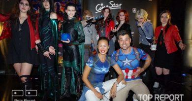 Avengers team, Monika Leová a Martin Košín