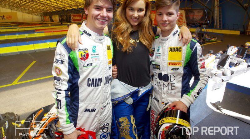 Tom Beckhäuser, Jana Šišková a Lirim Zendeli
