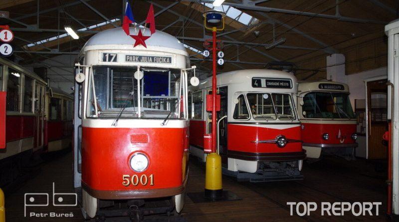 Tramvaje Tatra T1, T2 a T3