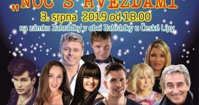 Noc s hvězdami 2019